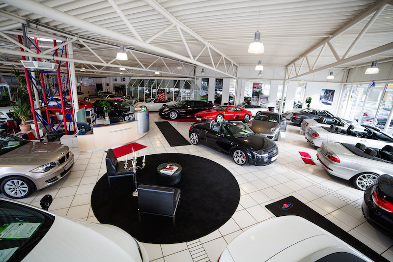 Amrein Autohaus Koblenz